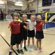 PE Badminton