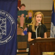 8th speech given by kennedy burnett