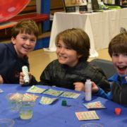 4th grade boys bingo