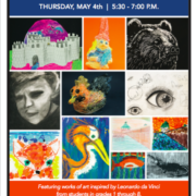 2017 student art show
