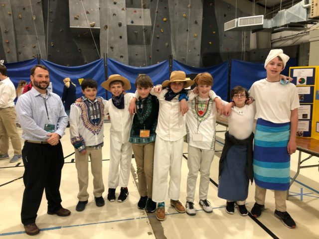 Middle School Model UN