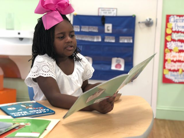 Kindergarten readers