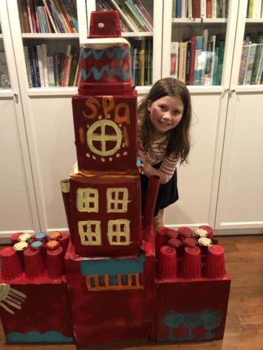 Annie Spain castle
