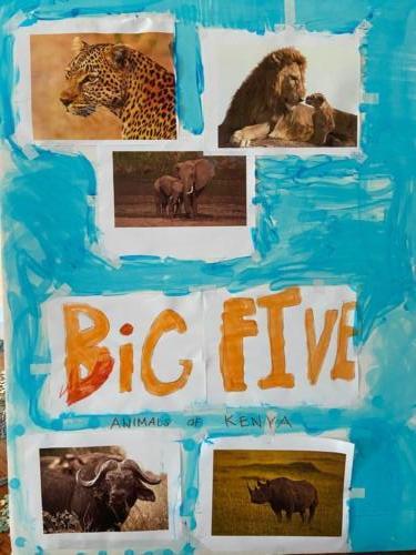 Henry Kenya Big Five STEAM
