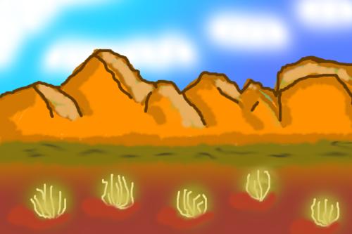 Nate landscape
