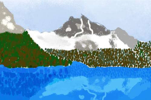 Nolte landscape