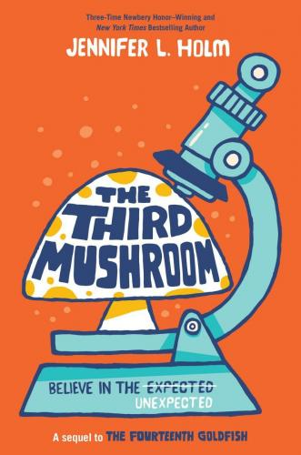 Third Mushroom cover