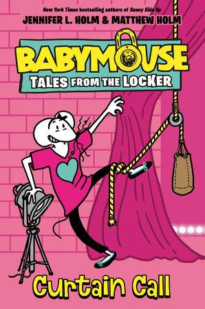 baby mouse 2 cover